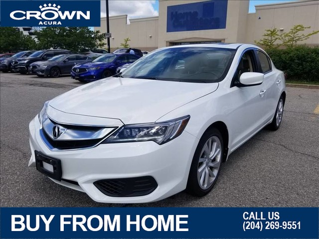 Certified Pre-Owned 2017 Acura ILX Technology **Navigation** Memory Seats** 7 Year 160000 Km No Charge Extended Warranty**