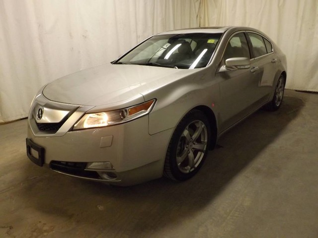 Pre-Owned 2009 Acura TL 4dr Sdn 3 7L w/Nav Pkg***Long Weekend sale*** AWD