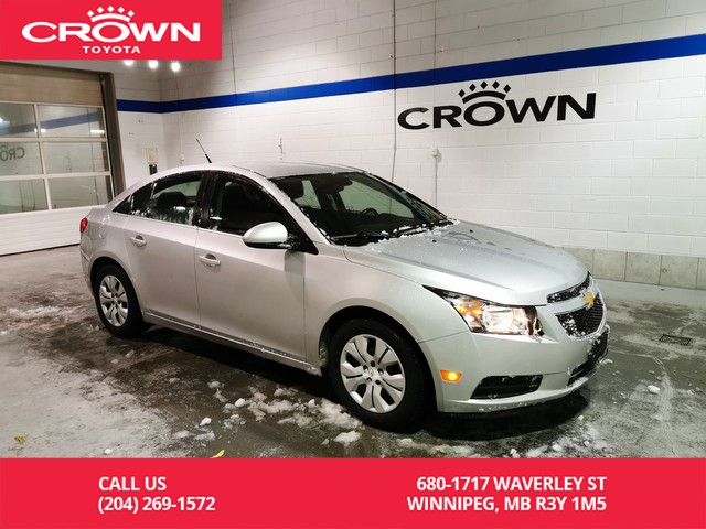 Pre-Owned 2014 Chevrolet Cruze 1LT / Clean Carproof / Local / Low Kms / Great Condition