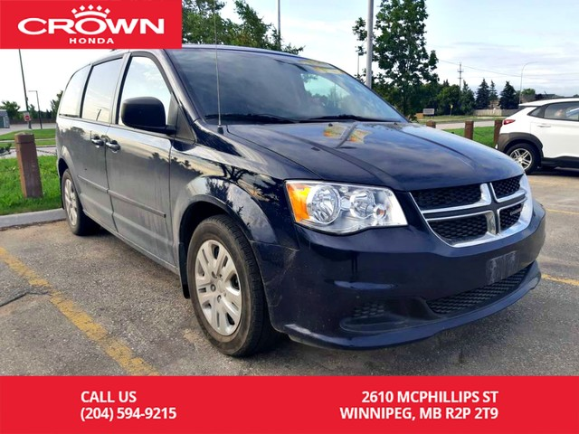 Pre-Owned 2014 Dodge Grand Caravan SE/ accident-free history/ low kms/one  owner/7 seaters/ FWD Minivan/Van