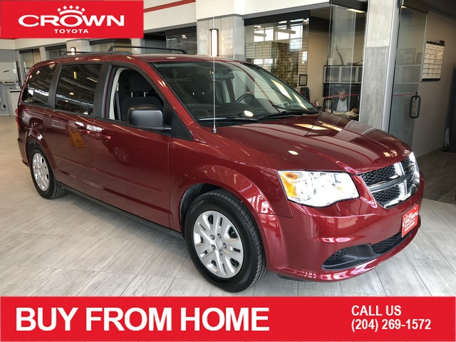 Pre-Owned 2015 Dodge Grand Caravan One Owner | Local Trade