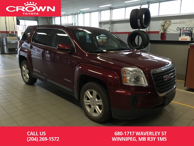 Pre-Owned 2016 GMC Terrain SLE w/SLE-1 AWD / Clean Carproof / Low Kms / Local / Great Condition