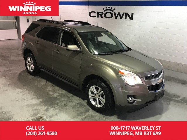 Pre-Owned 2012 Chevrolet Equinox AWD/2LT/Bluetooth/Power