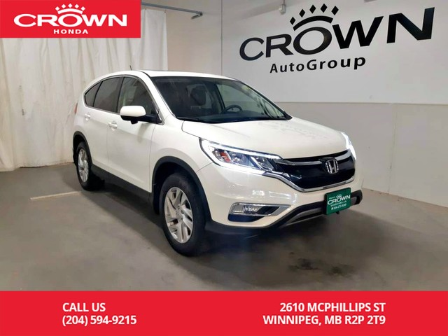 Certified Pre-Owned 2015 Honda CR-V EX/one owner lease return/remote start/ lanewatch blind spot cam/ sunroof/ push start/ heated seats