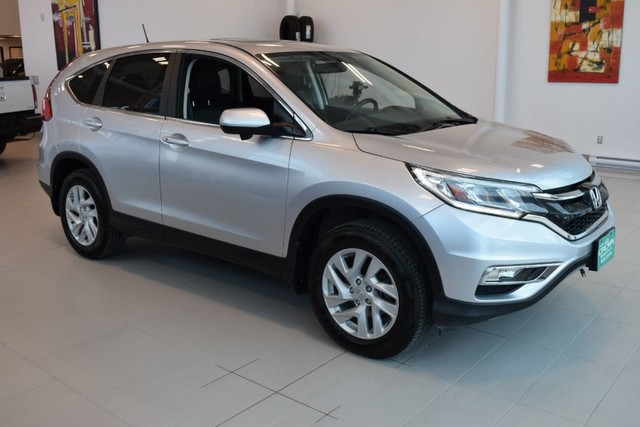 Pre-Owned 2016 Honda CR-V EX-L / AWD / Sunroof / Leather / Bluetooth / Heated seats