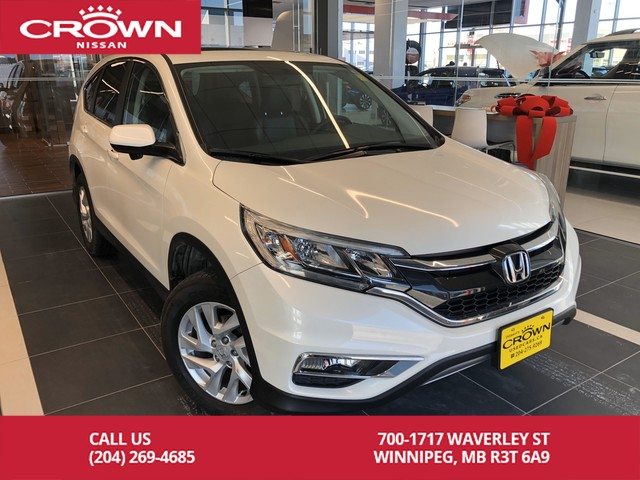 Pre-Owned 2016 Honda CR-V EX-L AWD *Leather/Moonroof/Heated Seats*