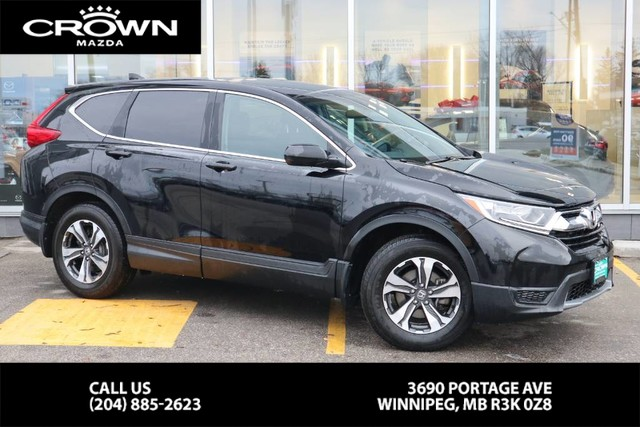 Pre-Owned 2017 Honda CR-V LX **Bought and Serviced at Winnipeg Honda**