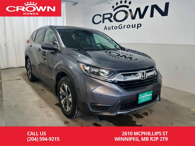 Pre Owned 2017 Honda Cr V Lx 2wd Accident Free History