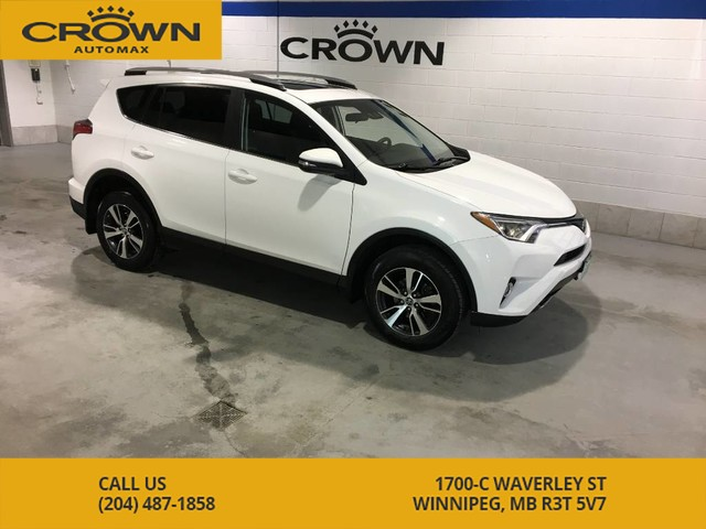Pre Owned 2017 Toyota Rav4 Awd Xle Blind Spot Warning Power Tailgate Awd