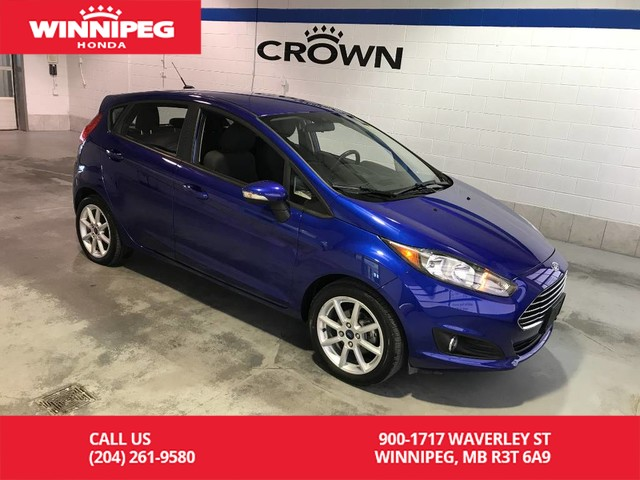 Pre-Owned 2015 Ford Fiesta SE/Hatchback/Alloy wheels/Bluetooth