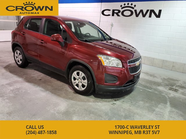 Pre-Owned 2014 Chevrolet Trax LS *Low Mileage*