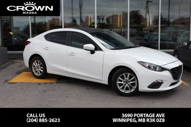 Pre-Owned 2015 Mazda3 GS **Previous Lease Vehicle**