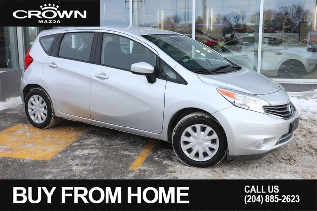 Pre-Owned 2015 Nissan Versa Note SV **Local Vehicle**