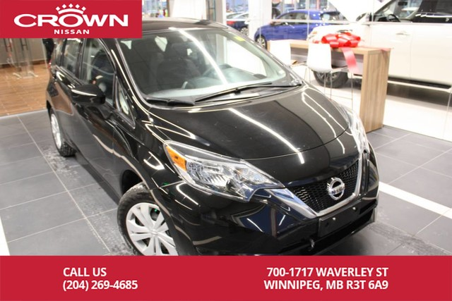Pre-Owned 2017 Nissan Versa Note S *Bluetooth/Steering Wheel Audio*