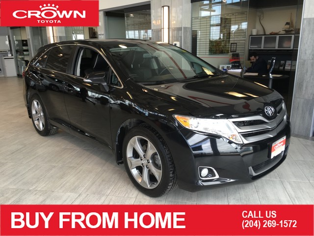 Certified Pre-Owned 2016 Toyota Venza Crown Original | V6 | AWD