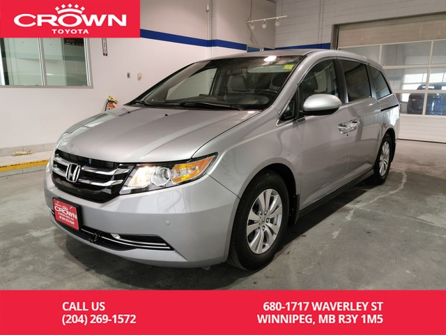 Pre-Owned 2016 Honda Odyssey EX-L w/RES / Local / Low Kms / Accident Free