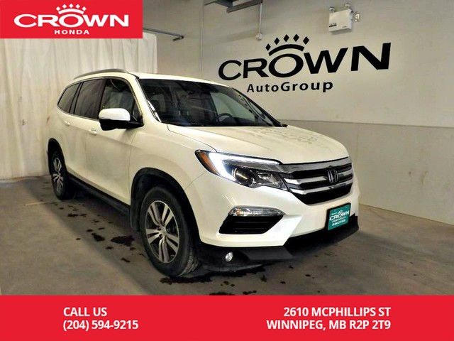 Pre Owned 2016 Honda Pilot Ex L Navigation One Owner Lease Return