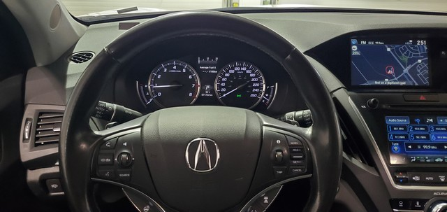 Certified Pre-Owned 2016 Acura MDX Navi SH-AWD **Includes No Charge Extended Warranty** 7 Passenger **
