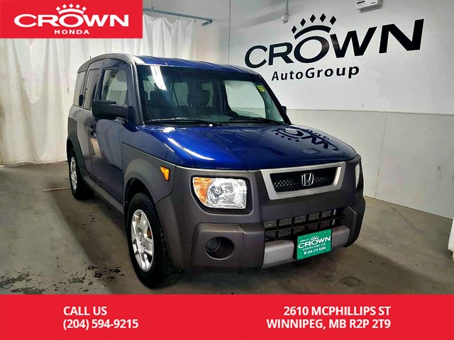 Pre-Owned 2005 Honda Element 4dr 2WD Manual