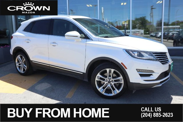 Pre-Owned 2015 Lincoln MKC Tech Package **One Owner/Local Vehicle**