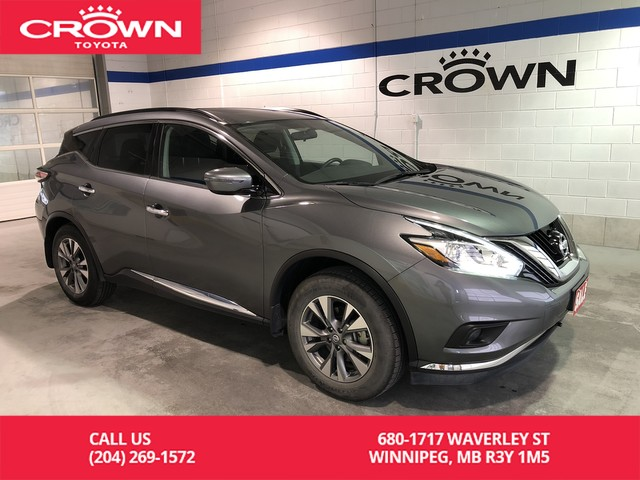 Pre-Owned 2015 Nissan Murano SV FWD / Clean Carproof / Local / One Owner / Low Kms / Panoramic Sunroof