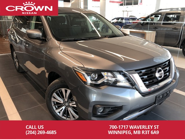 Pre-Owned 2017 Nissan Pathfinder S FWD V6 *Clean CarFax/Bluetooth/Backup  Camera* FWD SUV