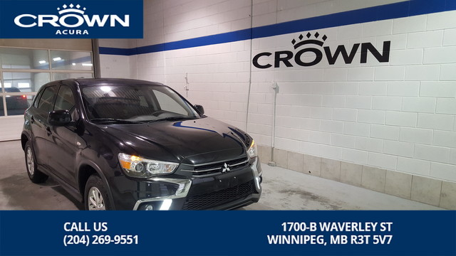 Pre-Owned 2018 Mitsubishi RVR SE AWD **10 Year Factory Warranty **
