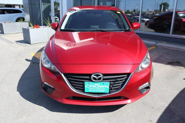 Pre-Owned 2014 Mazda3 GS-SKY **Remote Start** FWD Sedan