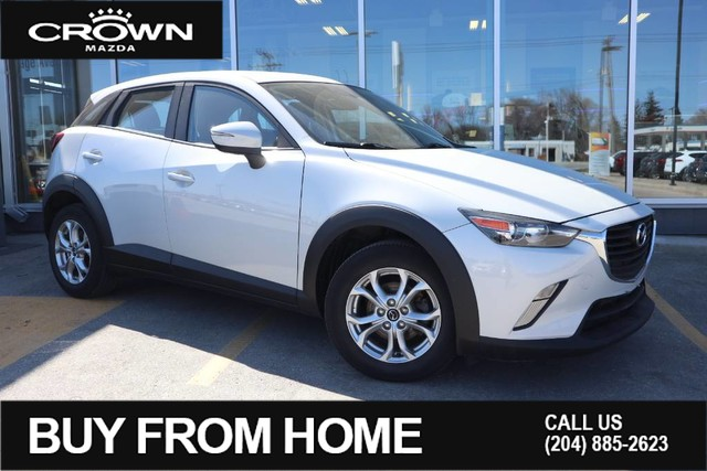 Pre-Owned 2016 Mazda CX-3 FWD 4dr GS **Unlimited KM Warranty**