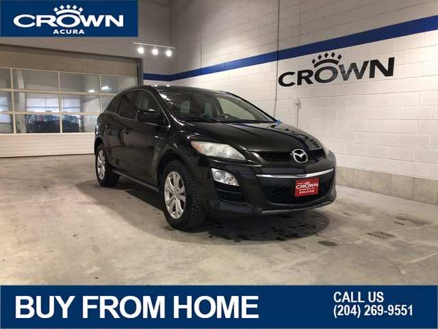 Pre-Owned 2012 Mazda CX-7 GS All Wheel Drive **Low Kms**