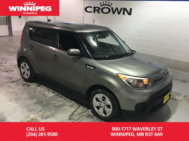 Pre-Owned 2018 Kia Soul LX/Auto/Heated seats/Bluetooth/Low KM