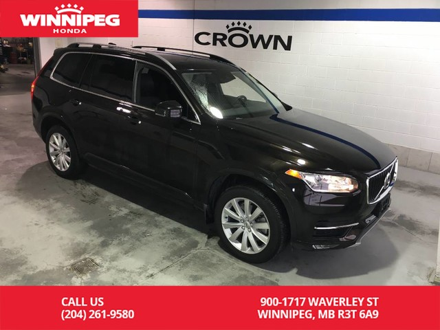 Pre-Owned 2016 Volvo XC90 T6 Momentum/Bluetooth/Parking sensors/Power head rests/panoramic