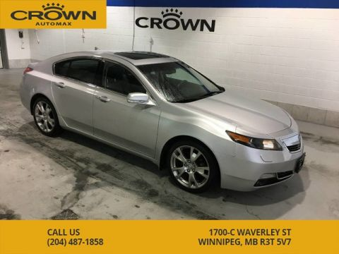 Pre-Owned 2012 Acura TL w/Elite Pkg