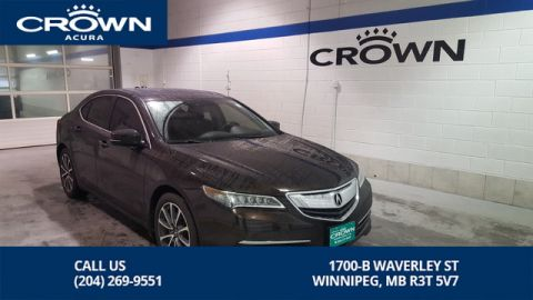 Certified Pre-Owned 2015 Acura TLX Tech SH-AWD **0.9% Finance Ends End of Month** No Charge Extended Warranty**