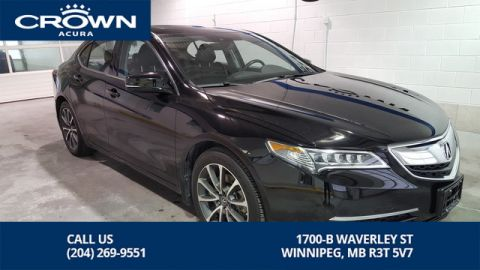 Certified Pre-Owned 2015 Acura TLX TECH SH-AWD **0.9% Finance Ends this Month** No Charge Certified Warranty**