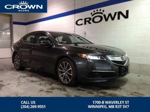 Pre-Owned 2015 Acura TLX 4dr Sdn SH-AWD V6 Tech