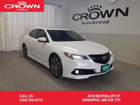 Pre-Owned 2017 Acura TLX V6 Tech