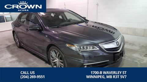 Certified Pre-Owned 2016 Acura TLX ELITE SH-AWD **Includes A-Spec Kit** 0.9% Finance Rate**