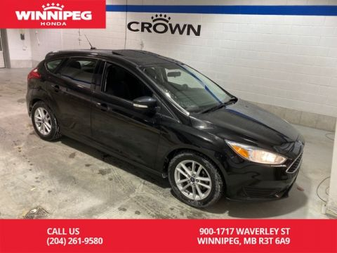 Pre-Owned 2015 Ford Focus 5dr HB SE/Bluetooth/Alloy wheels/Low KM