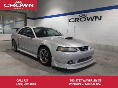 Pre-Owned 2001 Ford Mustang GT Manual *V8/LOW KMs*