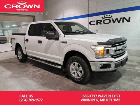 Pre-Owned 2018 Ford F-150 XLT 4WD SuperCrew / One Owner / Local / Great Condition