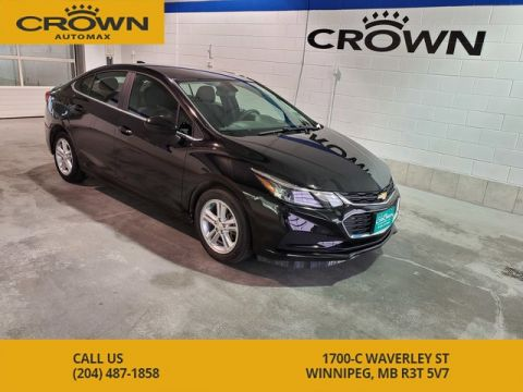 Pre-Owned 2016 Chevrolet Cruze LT *No accidents, Local car*