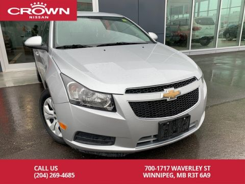 Pre-Owned 2014 Chevrolet Cruze 1LT *Local Trade/Bluetooth/Cruise Control*