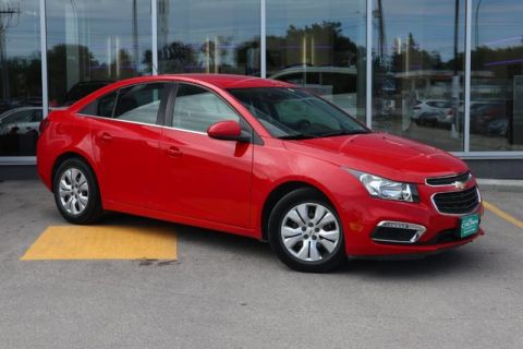 Pre-Owned 2016 Chevrolet Cruze Limited LT **One Owner/Local Vehicle**