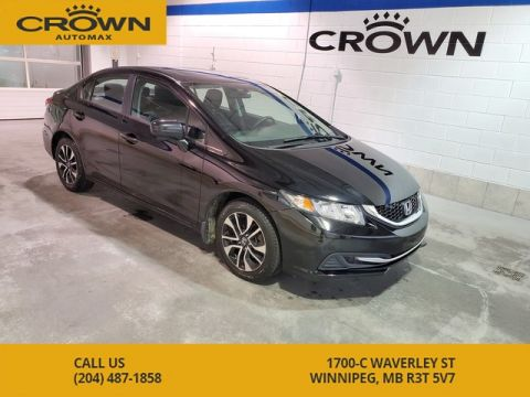 Pre-Owned 2015 Honda Civic Sedan 4dr Auto EX