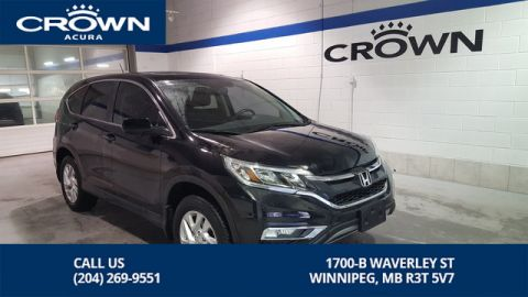 Pre-Owned 2015 Honda CR-V EX AWD ** Remote Starter** Sunroof **