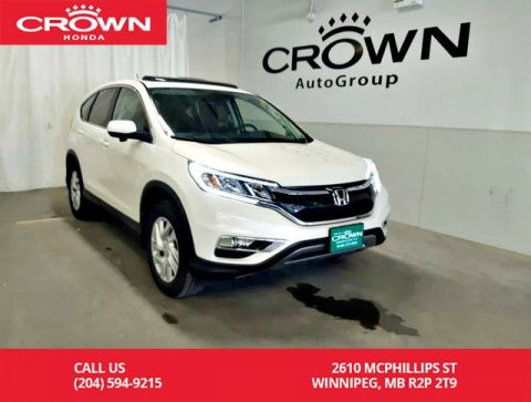 Pre-Owned 2015 Honda CR-V EX/AWD/ LOW KMS/ PUSH START/SUNROOF/ECON MODE/HEATED SEATS/ BLUETOOTH/BACK UP CAM