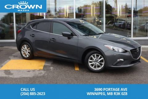 Pre-Owned 2015 Mazda3 GS