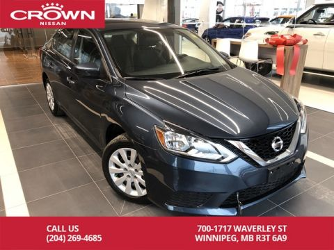 Pre-Owned 2016 Nissan Sentra S *Bluetooth/Local Trade*