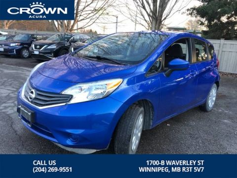 Pre-Owned 2016 Nissan Versa Note SV **Heated Seats** Backup Camera** Bluetooth**